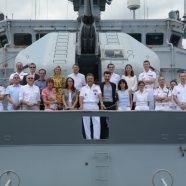 ADH Océan indien – Débat «Naviguer en pleine tempête ou comment gérer une crise: l'exemple de la Marine Nationale» vendredi 30 septembre 2016