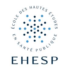 Message de l'EHESP – Enquête EDH 14-16 Denis MUKWEGE et EDH 15-16 Simone IFF