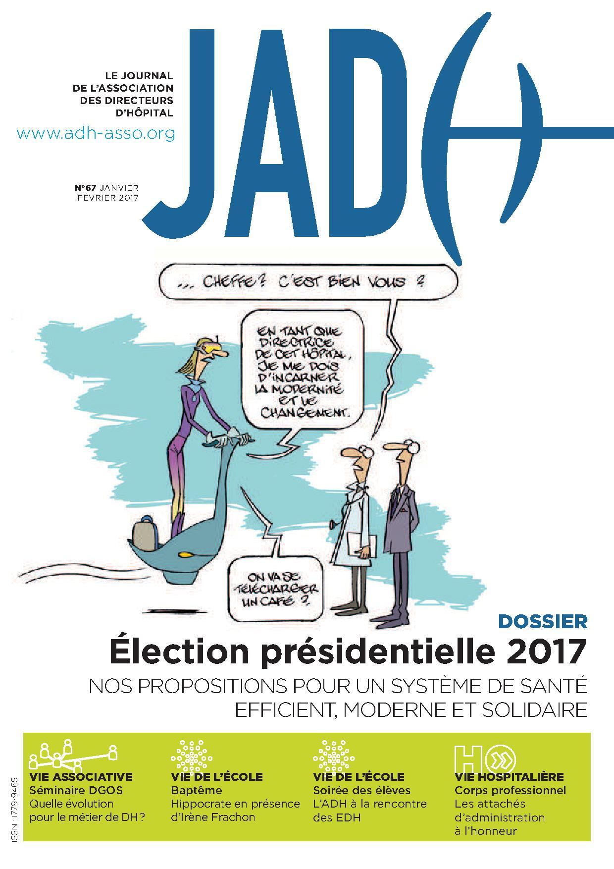JADH 67 – janvier/février