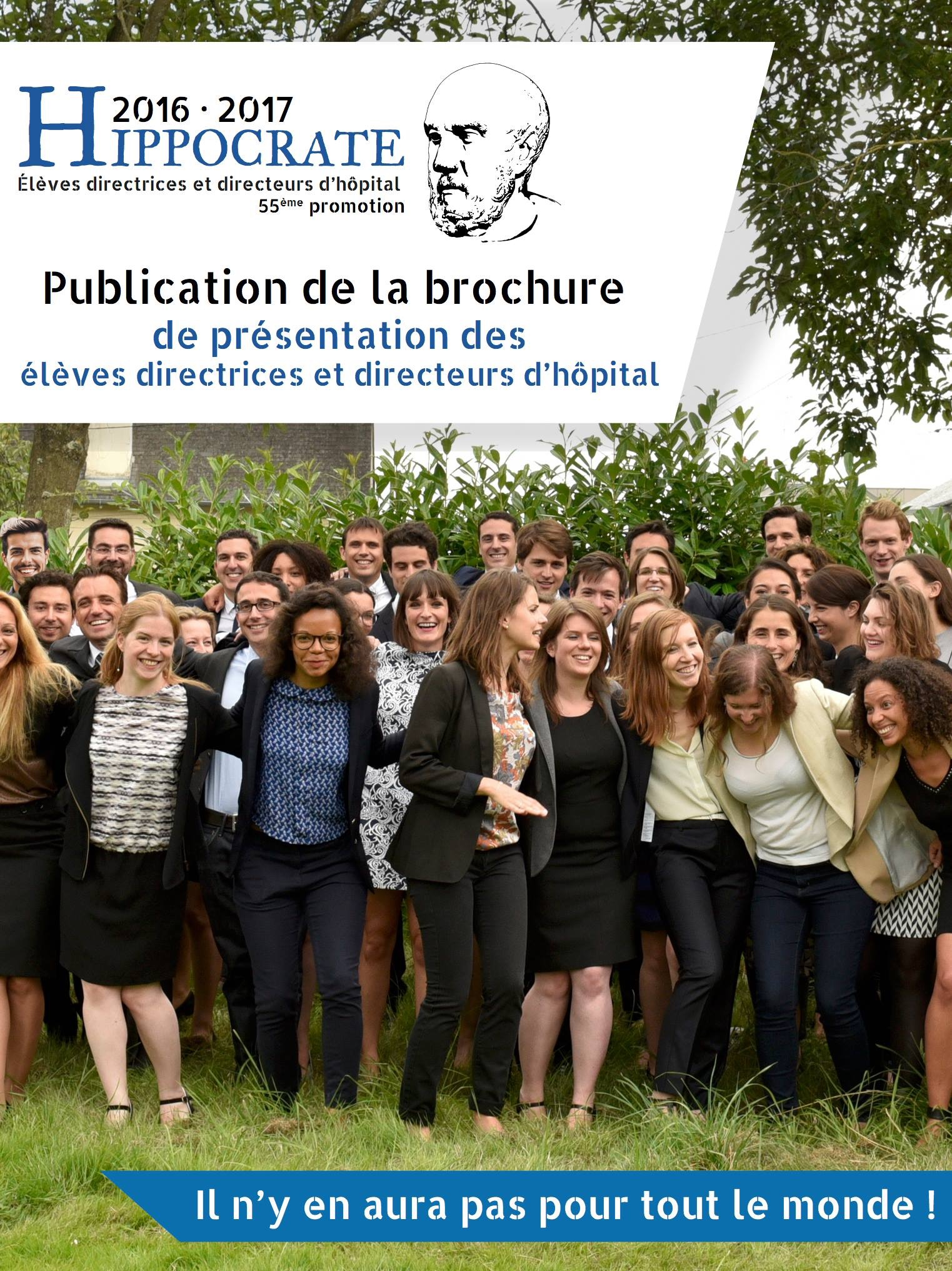 Campagne d'affectation 2017: Faites le choix des EDH de la promotion Hippocrate!
