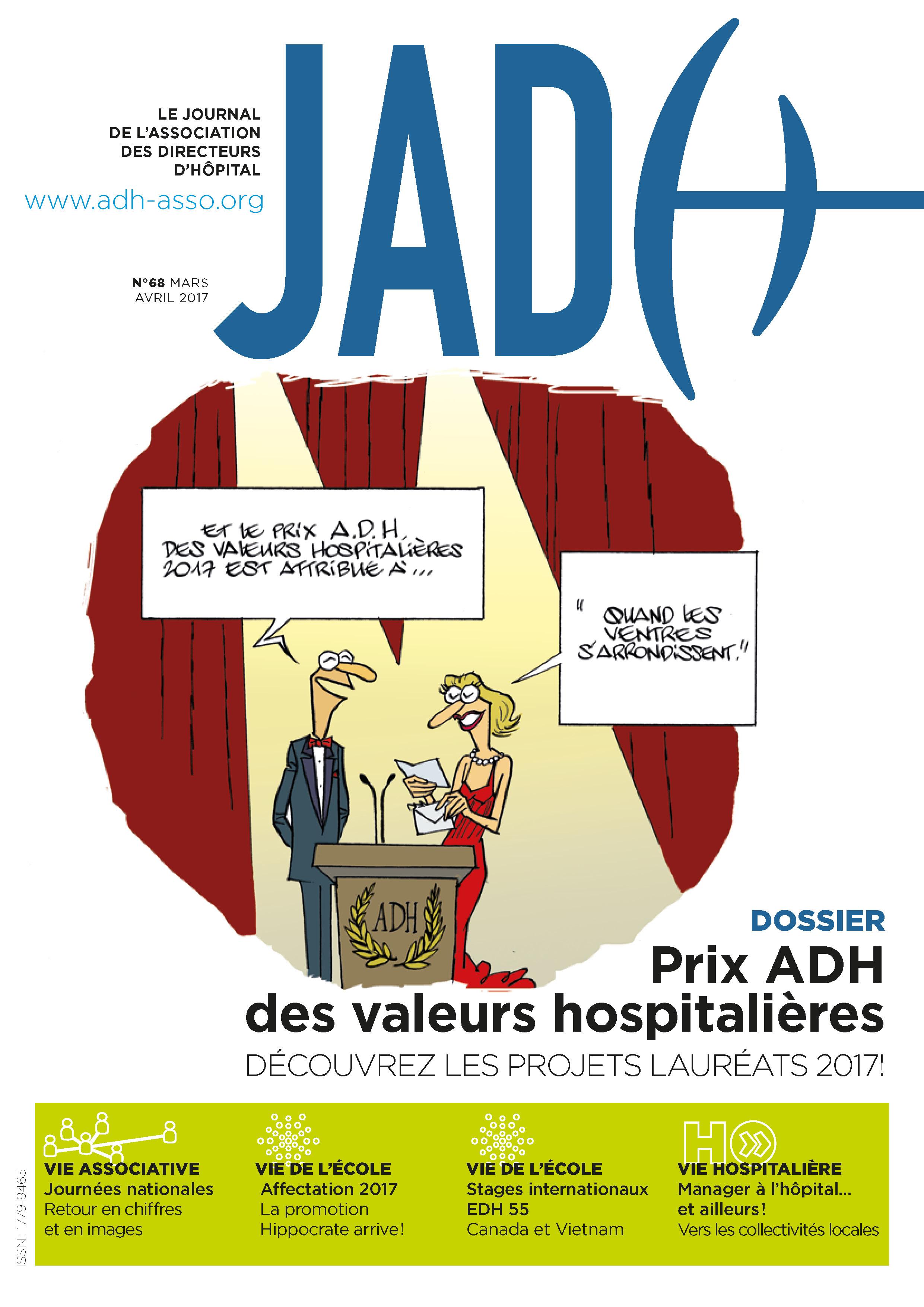 JADH 68 – mars/avril