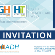 Paris Healthcare Week 2018