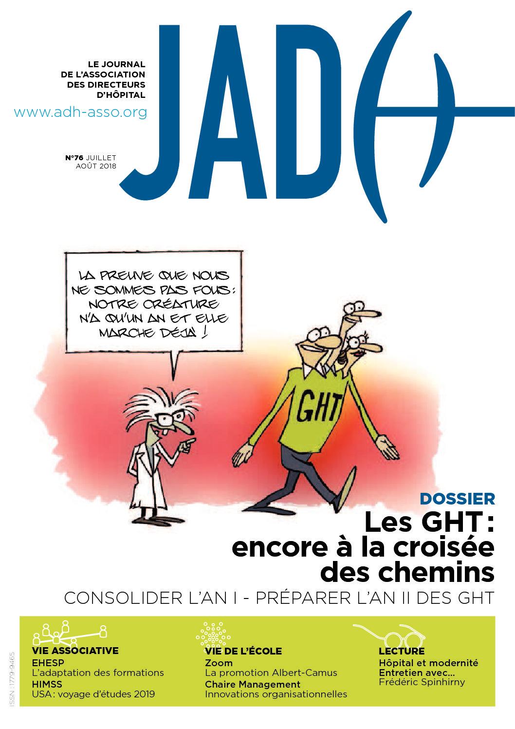 JADH 76 – juillet/août 2018