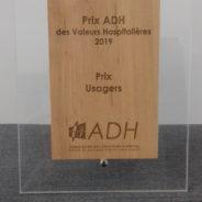 Prix des valeurs hospitalières 2019:  Découvrez les établissements primés pour leurs actions innovantes visant à améliorer la qualité de vie des patients et la qualité de vie au travail du personnel hospitalier.