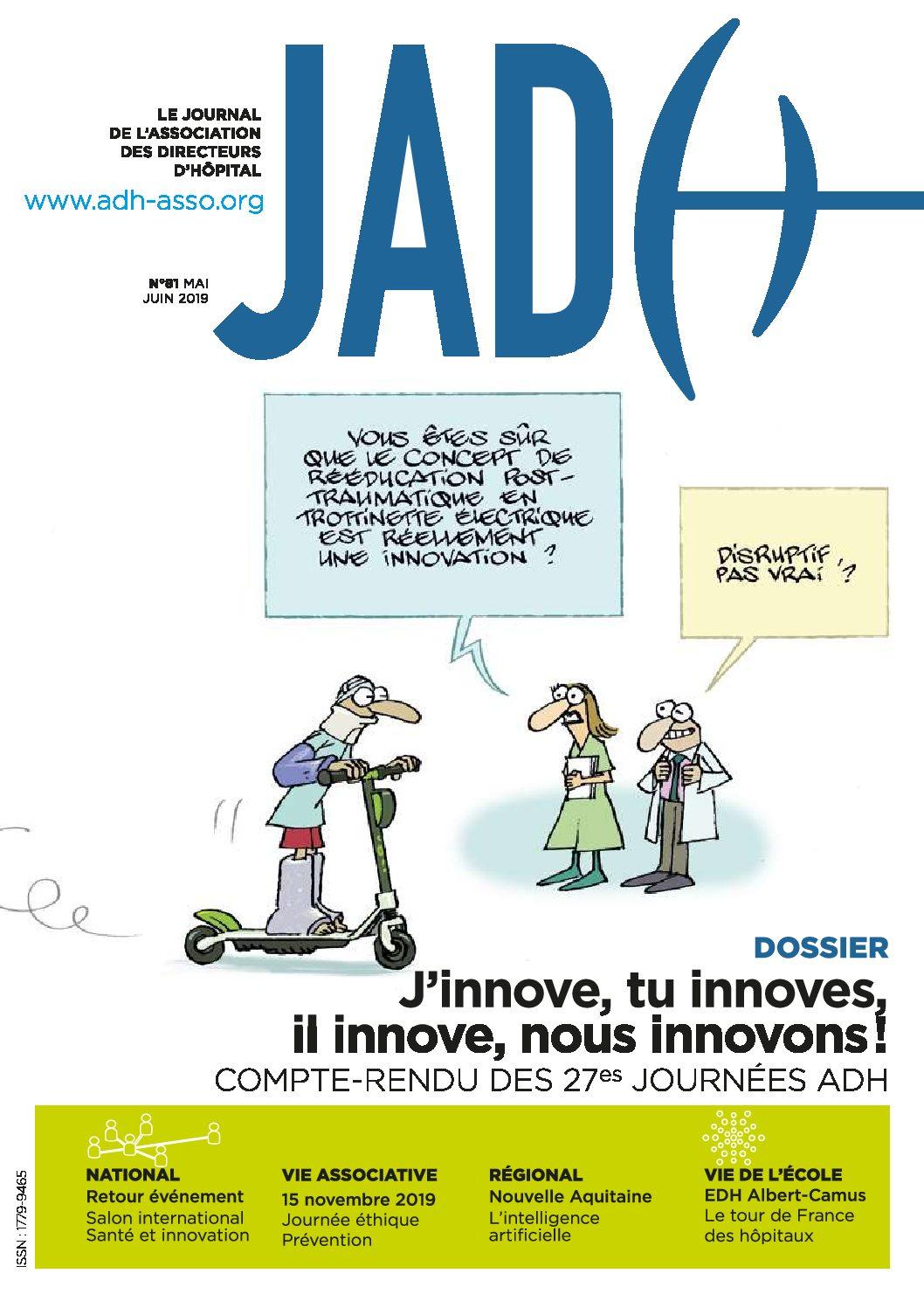 JADH 81 mai/juin 2019