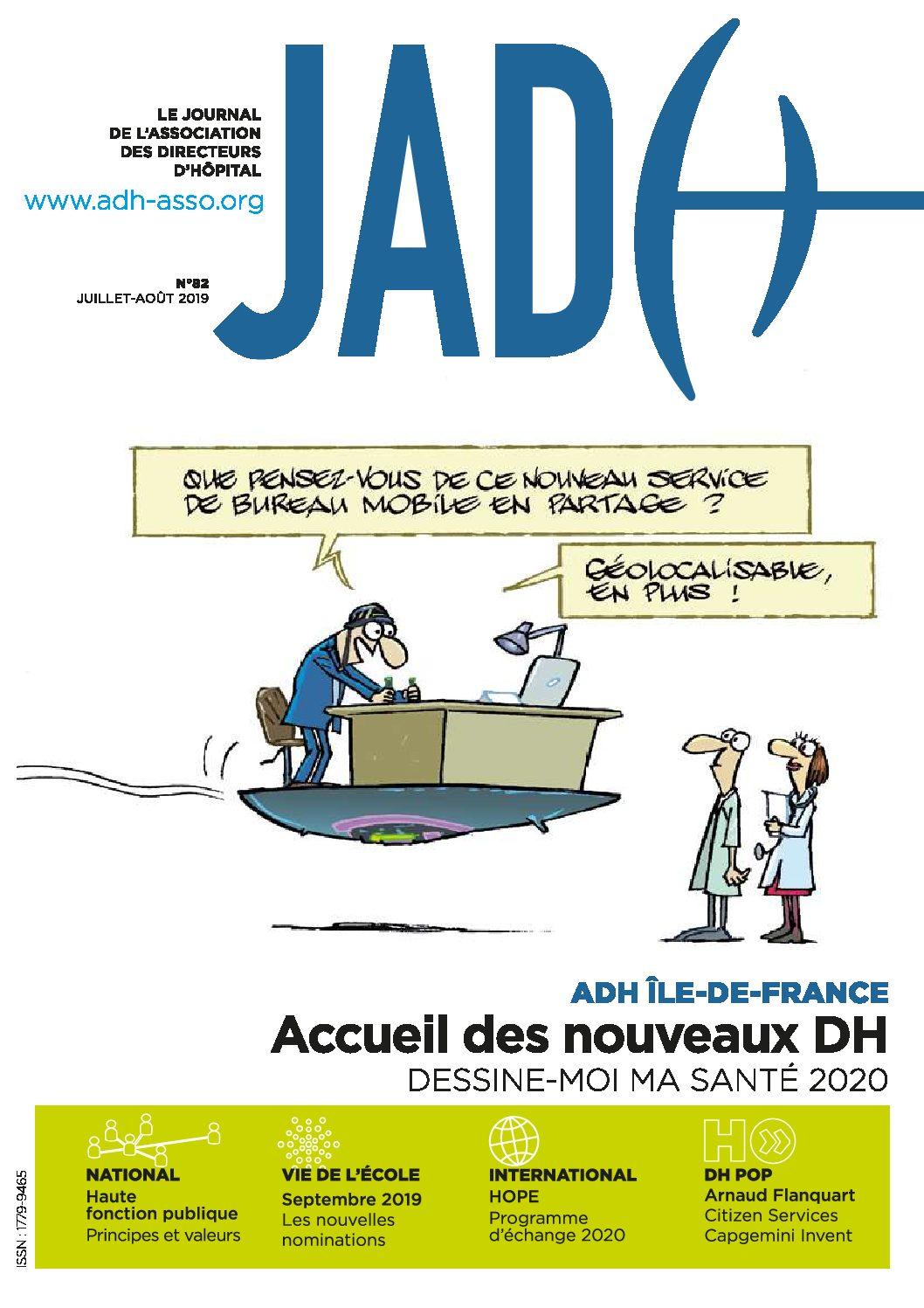 JADH 82 juillet/août2019
